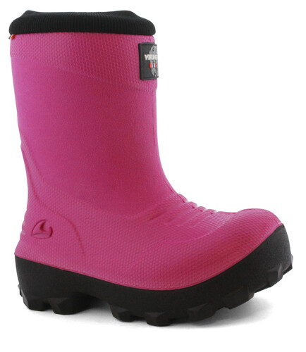 Viking Frost Fighter Boots Junior Fuchsia/Black 35 2016 Gummistiefel PaM8B9Z